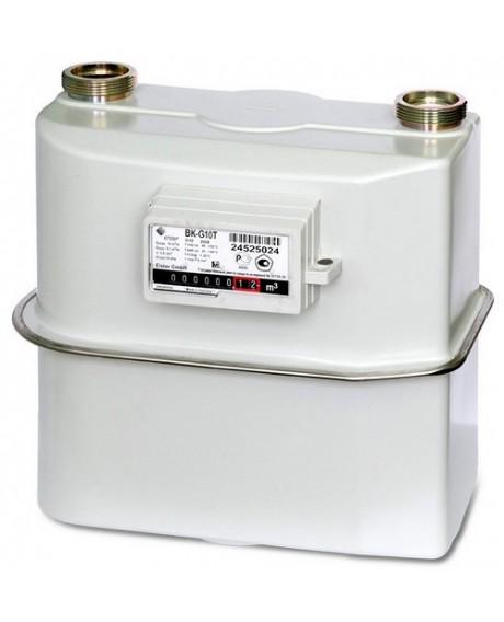 Газовый счетчик ЭЛЬСТЕР ВК G-10 Т ЛЕВЫЙ 250 мм. (с термокоррекцией)