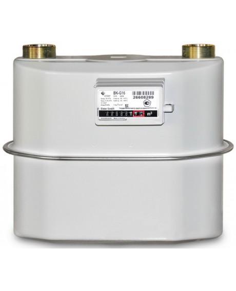 Газовый счетчик ЭЛЬСТЕР ВК G-16 ЛЕВЫЙ 280 мм. (без термокоррекции)
