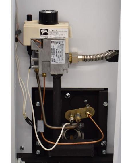 Газовый котел напольный Лемакс Премиум 12,5 (В) двухконтурный