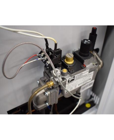 Газовый котел напольный Лемакс Премиум 40 N (В) двухконтурный