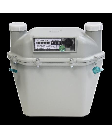 Газовый счетчик СГМН-1 G6 (200 мм) ПРАВЫЙ
