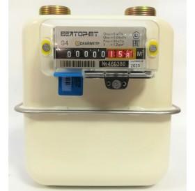 Газовый счетчик ВЕКТОР МТ4 с термокоррекцией ЛЕВЫЙ