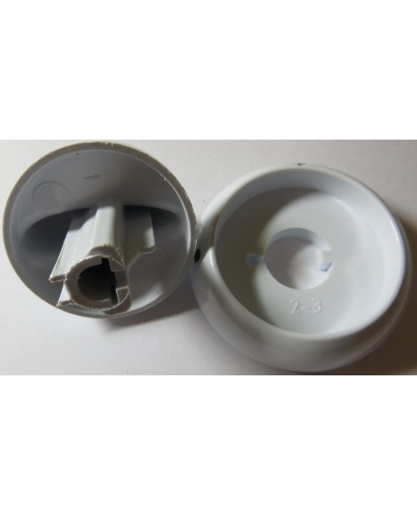 Набор ручек для газовой плиты Гефест мод. 1200, 3200 белые