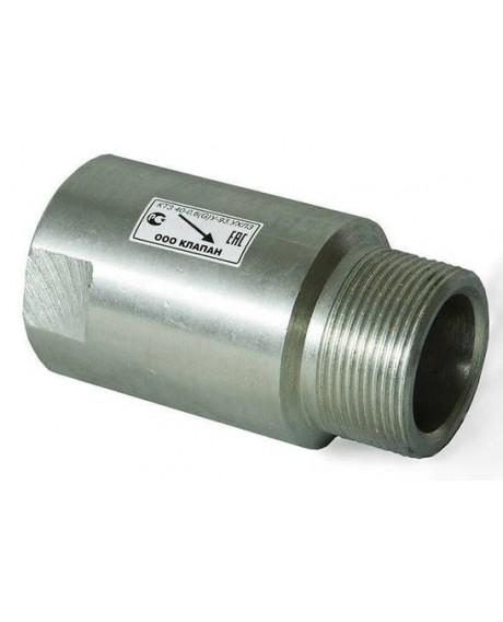 Клапан термозапорный КТЗ-25