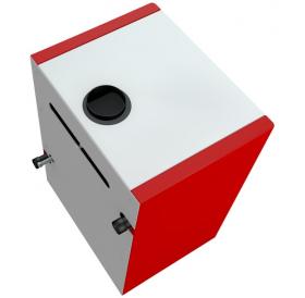 Газовый котел напольный Лемакс Лидер-16 чугунный теплообменник