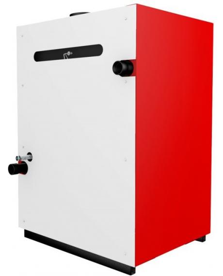 Газовый котел напольный Лемакс Лидер-25 чугунный теплообменник