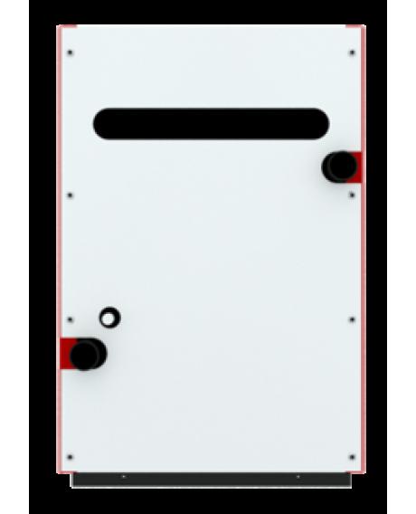 Газовый котел напольный Лемакс Лидер-40 (N) чугунный теплообменник
