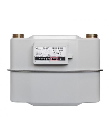 Газовый счетчик ЭЛЬСТЕР ВК G-6Т левый (с термокоррекцией)