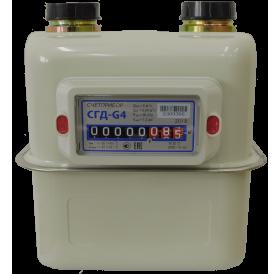 Газовый счетчик СГД G4T с термокоррекцией ЛЕВЫЙ