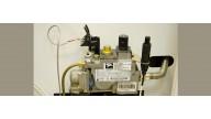 Инструкция запуска газового котла Лемакс с автоматикой 820 NOVASIT