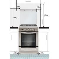 Как правильно установить газовую плиту?
